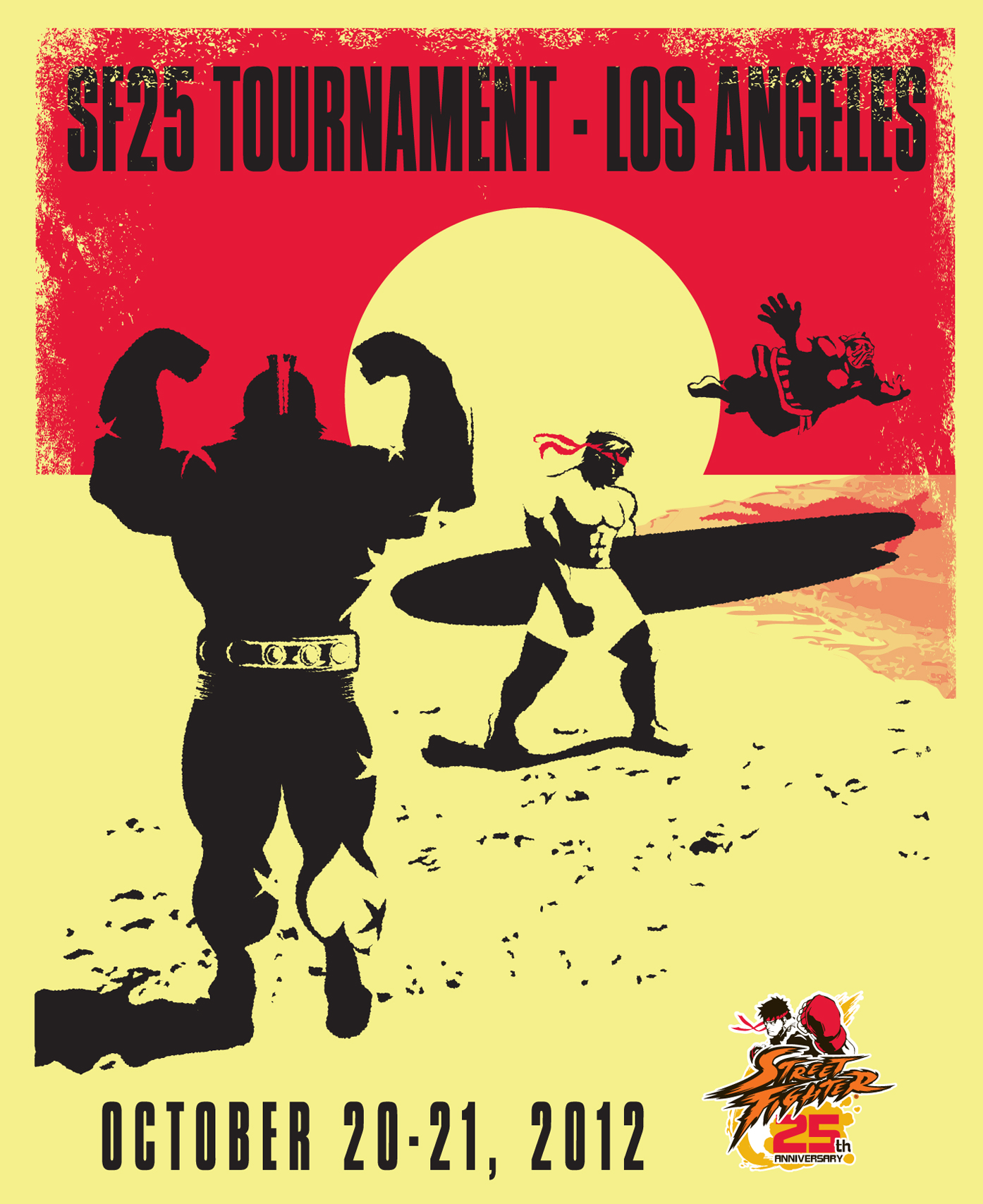 LA Tournament Tee 2 ART